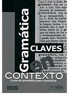 Gramatica en contexto. Claves (брошура з відповідями) - фото книги