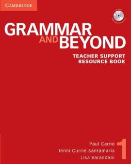 Grammar and Beyond Level 1. Teacher Support Resource Book + CD-ROM - фото книги
