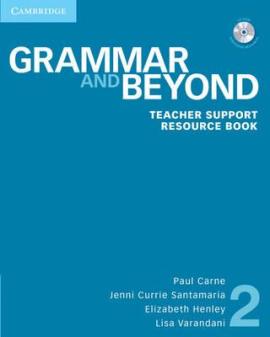 Grammar and Beyond Level 2. Teacher Support Resource Book + CD-ROM - фото книги