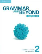 Grammar and Beyond Level 2. Workbook - фото обкладинки книги