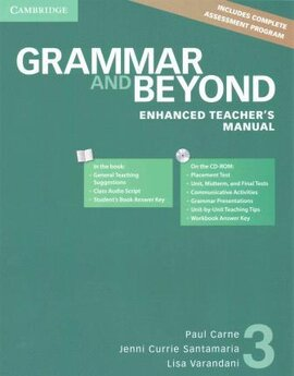 Grammar and Beyond Level 3. Enhanced Teacher's Manual with CD-ROM - фото книги