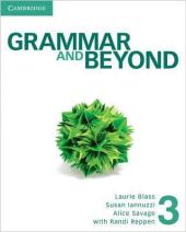 Grammar and Beyond Level 3. Student's Book - фото обкладинки книги