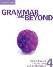 Grammar and Beyond Level 4. Student's Book - фото обкладинки книги