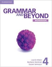 Grammar and Beyond Level 4. Workbook - фото обкладинки книги