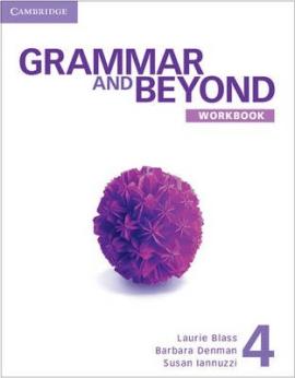 Grammar and Beyond Level 4. Workbook - фото книги