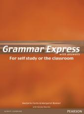 Grammar Express Intermediate British Edition (підручник) - фото обкладинки книги