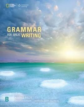 Посібник Grammar for Great Writing B