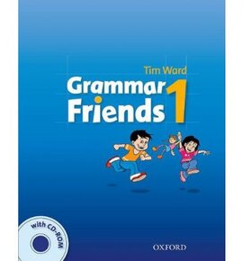 Grammar Friends 1: Student's Book with CD-ROM (книга+диск) - фото книги