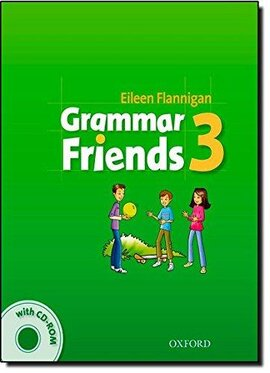 Grammar Friends 3: Student's Book with CD-ROM (книга+диск) - фото книги