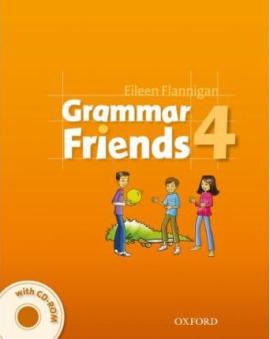 Grammar Friends 4: Student's Book with CD-ROM (книга+диск) - фото книги