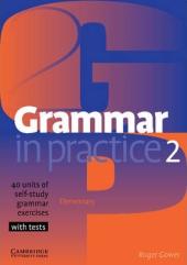 Grammar in Practice 2 (посібник із граматики+вправи+тести) - фото обкладинки книги