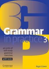 Grammar in Practice 3 (посібник із граматики+вправи+тести) - фото обкладинки книги