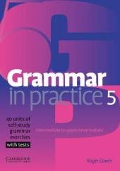 Grammar in Practice 5 (посібник із граматики+вправи+тести) - фото обкладинки книги