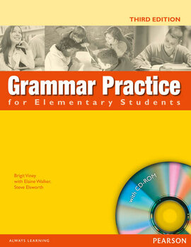 Grammar Practice for Elementary Student Book no key pack (підручник) - фото книги