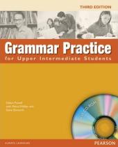 Grammar Practice for Upper-Intermediate Student Book no key + CD (підручник) - фото обкладинки книги