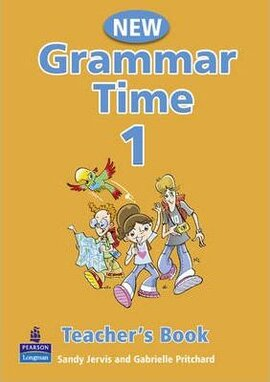 Grammar Time 1 New Edition Teachers Book (книга вчителя) - фото книги