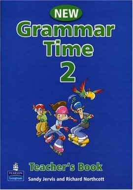 Grammar Time 2 New Edition Teachers Book (книга вчителя) - фото книги