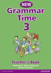 Grammar Time 3 New Edition Teachers Book (книга вчителя) - фото обкладинки книги