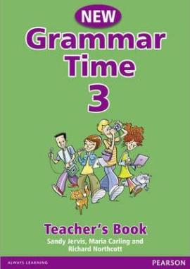 Grammar Time 3 New Edition Teachers Book (книга вчителя) - фото книги