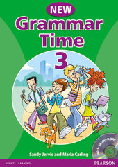 Grammar Time 3 Student Book Pack New Edition (підручник) - фото обкладинки книги