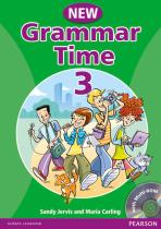 Книга Grammar Time 3 Student Book Pack New Edition (підручник)