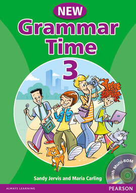 Grammar Time 3 Student Book Pack New Edition (підручник) - фото книги