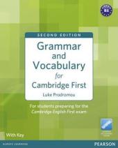Grammar & Vocabulary for FCE + key + access to Longman Dictionaries Online. New Edition - фото обкладинки книги