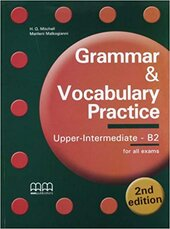 Grammar & Vocabulary Practice (2nd Edition) Upper-Intermediate (2nd Edition) - B2 STUDENT'S BOOK V.2 - фото обкладинки книги