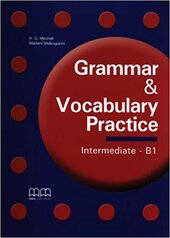 Grammar & Vocabulary Practice Intermediate B1 Student's Book - фото обкладинки книги