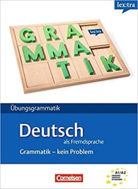 Grammatik - kein Problem A1-A2 mit Losungen - фото книги