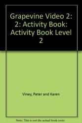 Grapevine: Activity Book Level 2 - фото обкладинки книги