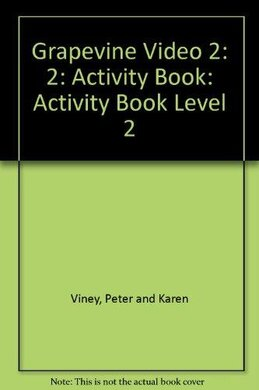 Grapevine: Activity Book Level 2 - фото книги