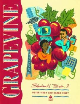 Grapevine: Workbook 3A Level 3 - фото книги