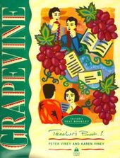 Grapevine: Workbook A Level 1 - фото обкладинки книги