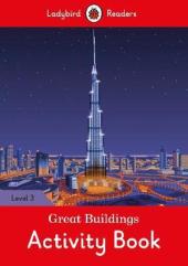 Great Buildings Activity Book - Ladybird Readers Level 3 - фото обкладинки книги