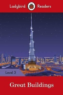 Great Buildings - Ladybird Readers Level 3 - фото книги