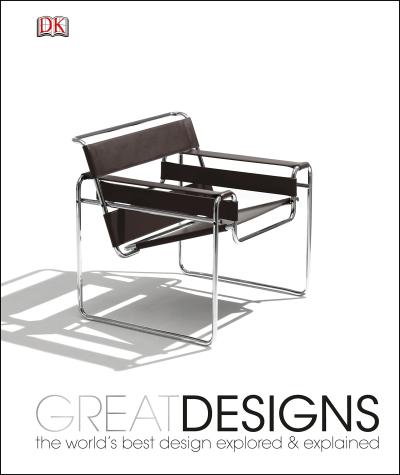 Книга Great Designs