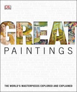 Great Paintings - фото книги