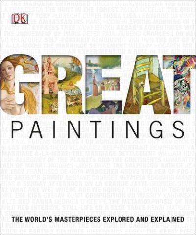 Книга Great Paintings