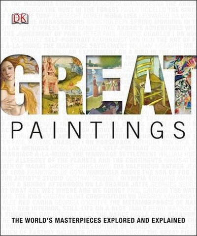 Книга Great Paintings