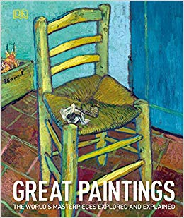 Great Paintings : The World's Masterpieces Explored and Explained - фото книги