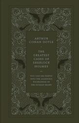 Greatest Cases of Sherlock - фото обкладинки книги