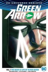 Green Arrow Vol. 1 (Rebirth) - фото обкладинки книги