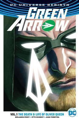 Green Arrow Vol. 1 (Rebirth) - фото книги