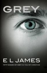 Grey: Fifty Shades of Grey as told by Christian - фото обкладинки книги