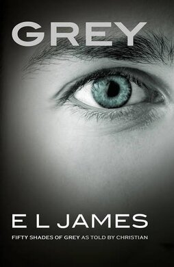 Grey: Fifty Shades of Grey as told by Christian - фото книги