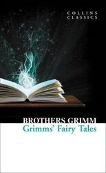 Grimms' Fairy Tales - фото обкладинки книги