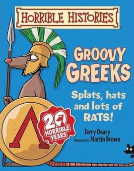 Groovy Greeks (20th Years Anniversary) - фото книги