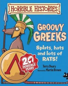 Groovy Greeks (20th Years Anniversary) - фото книги