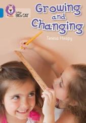 Growing and Changing - фото обкладинки книги